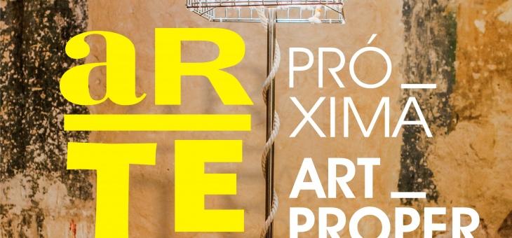 """Exposição """"Arte Próxima: Residências de Arte/Artesanato"""""""