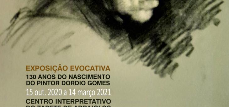 """Exposição """"Dordio: inéditos de um pintor na intimidade"""""""
